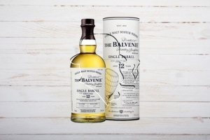 The Balvenie Single Barrel First Fill, 12-jährig, 70cl
