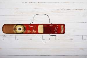 Perdomo Special Craft Series Sun Grown Amber, Robusto, Ring 54, Länge: 140mm