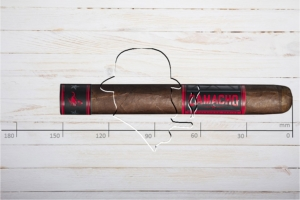 Camacho Check Six, Toro, Ring 50, Länge: 152 mm