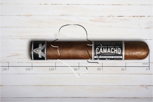 Camacho Powerband Gordo, Ring 60, Länge: 152 mm