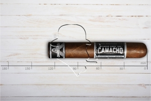 Camacho Powerband Robusto, Ring 50, Länge: 127 mm