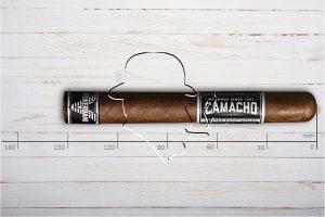 Camacho Powerband Toro, Ring 50, Länge: 152 mm