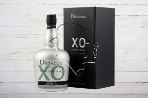 Dictador XO Insolent, Rum, 25-jährig, 70cl