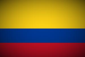 Kolumbien Flag Fahne