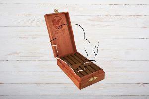 De Olifant Classic Panarillo, Slim Panatella, Ring 32, Länge: 120 mm, Box 10er