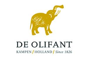 De Olifant Kampen Holland Logo