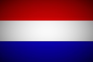 Holland/Niederlande Fahne/Flag