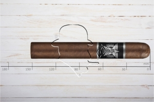 Camacho Liberty 2017 15th Anniversary,, Super Toro, Ring 54, Länge: 152 mm