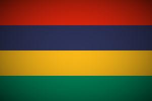 Mauritius Fahne/Flag