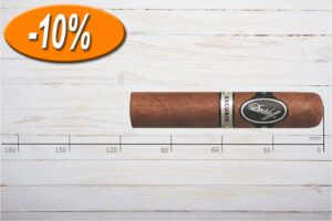 Davidoff Escurio Robusto, Ring 54, Länge: 114 mm, Aktion