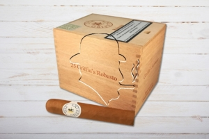The Griffin's Classic Robusto, Ring 50, Länge: 127 mm, Box 25er