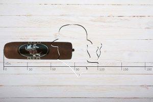 Minotaur Maduro No.4, Short Robusto, Ring 56, Länge: 85 mm
