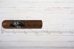 Minotaur Maduro No.3, Short Gordo, Ring 60, Länge: 102 mm