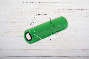Batterie/Akkumulator für E-Zigaretten, Sony, VTC5, US18650, 2600mAh