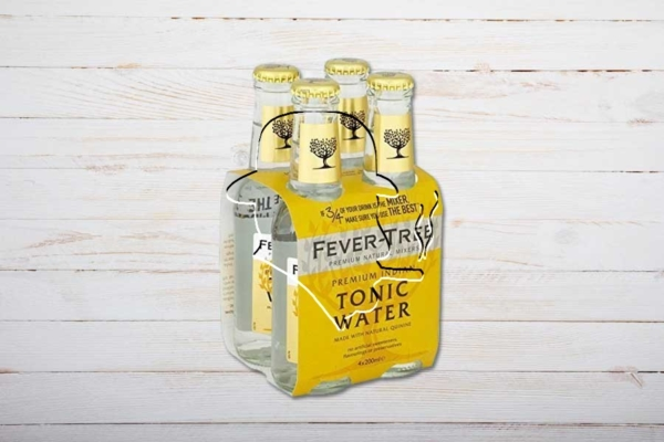 Fever-Tree Premium Indian Tonic Water 4x200ml