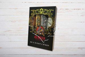 Gurkha Robusto Variety Pack (4 Robusto-Zigarren)