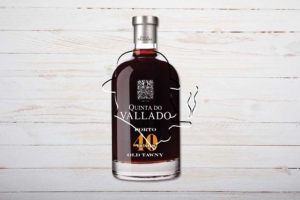 Quinta do Vallado 40-years Old Tawny Port, 50cl