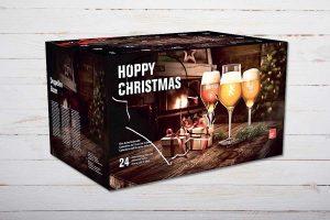 Bier Adventskalender Hoppy Christmas, Doppelleu Boxer, 24x33cl