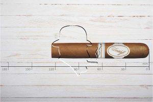Davidoff Aniversario Special R, Robusto, Ring 50, Länge: 124 mm