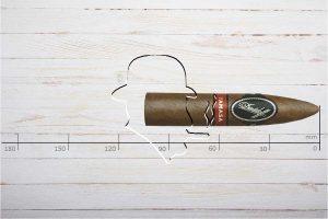 Davidoff Yamasa Gran Torpedo, Ring 56, Länge: 102 mm