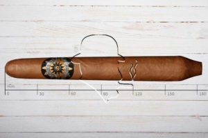 Perdomo Edicion de Silvio Natural Salomon, Ring 60, Länge: 184 mm
