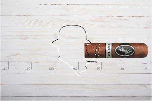 Davidoff Escurio Petit Robusto, Ring 50, Länge: 83 mm
