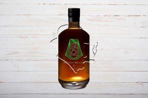 Seven Seals Peated Single Malt Whisky, Port Wood Finish, Schweiz, 70cl
