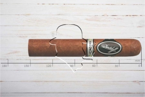 Davidoff Escurio 60x6, Gordo, Ring 60, Länge: 152 mm
