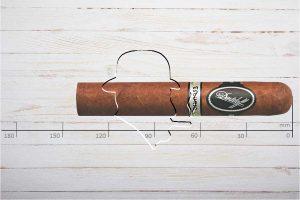 Davidoff Escurio Gran Toro, Ring 58, Länge: 140 mm