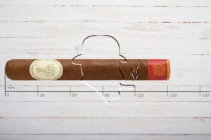 Flor de Selva Year of the Pig, Limited Edition, Toro, Ring 52, Länge: 152 mm