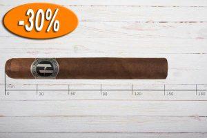 Hedonista Serie E, Gran Toro, Aktion, 30% Rabatt, Ring 54, Länge: 152 mm