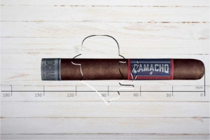 Camacho Hard Charger Lim. Ed., Toro, Ring 50, Länge: 152 mm