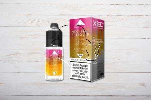 XEO Nic-Salt E-Liquid, Rag Donut, 10ml