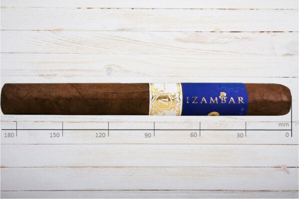 Izambar Blue Ribbon IZ. Double Corona, Ring 54, Länge: 190 mm