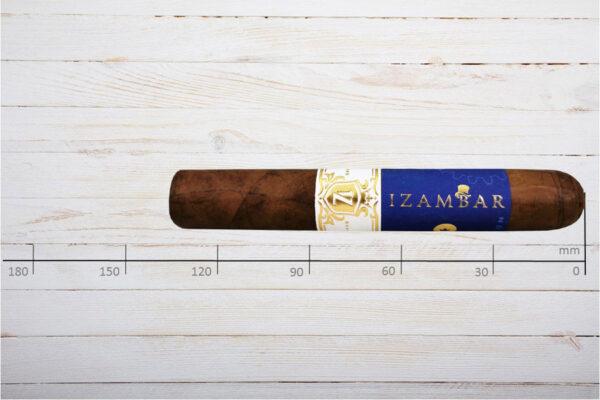 Izambar Blue Ribbon IZ. Double Robusto, Ring 54, Länge: 135 mm