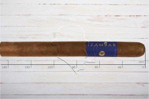 Izambar Blue Ribbon. Double Corona, Ring 54, Länge: 190 mm