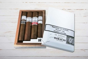 Horacio Le Coffret, Sampler, Box 4er