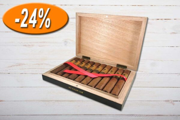 My Cigar Lab The Highlander, Toro, Ring 56, Länge: 143 mm, Box 10er, Aktion