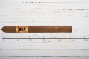 My Cigar Lab La Senora, Laguito No.2, Ring 38, Länge: 152 mm