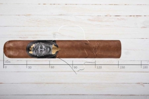 Alec & Bradley Gatekeeper, Gordo, Ring 60, Länge: 152 mm