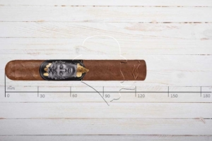 Alec & Bradley Gatekeeper, Robusto, Ring 50, Länge: 127 mm
