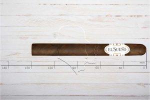 El Sueno Classic Line Maduro, Corona, Ring 42, Länge: 149 mm
