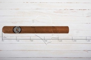 Montecristo No.3, Corona, Ring 42, Länge: 142 mm