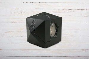 Colibri Quasar VS-Cut, Tisch-Cutter, schwarz matt