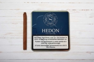 Hedon Club Cigarillo, Zigarillo, Ring 20, Länge: 89 mm, Box 10er