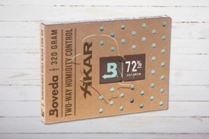 Boveda, 2-way humidity control, Befeuchter-Pad, 320g, 72%