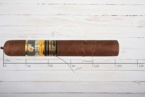 Cohiba Talisman Edicion Limitada, Sublime No.1, Ring 54, Länge: 154 mm
