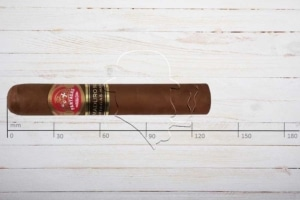 Partagas Maduro No.1, Discretos, Ring 52, Länge: 130 mm