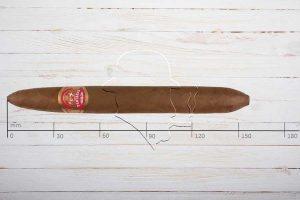 Partagas Presidentes, Tacos, Ring 47, Länge: 158 mm
