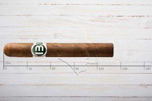 Bentley B13 Cigar, Robusto, Ring 48, Länge: 140 mm